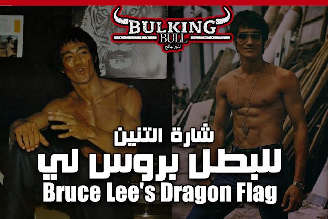 تمرين شارة التنين للبطل بروس لي | Bruce Lee's Dragon Flag