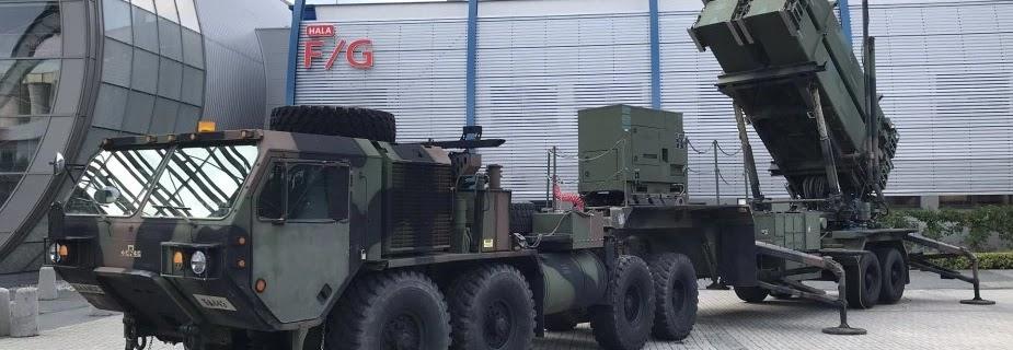 У Польщі почали будувати завод для виробництва ЗРК Patriot
