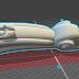 3d leg for cnc &3d printing12