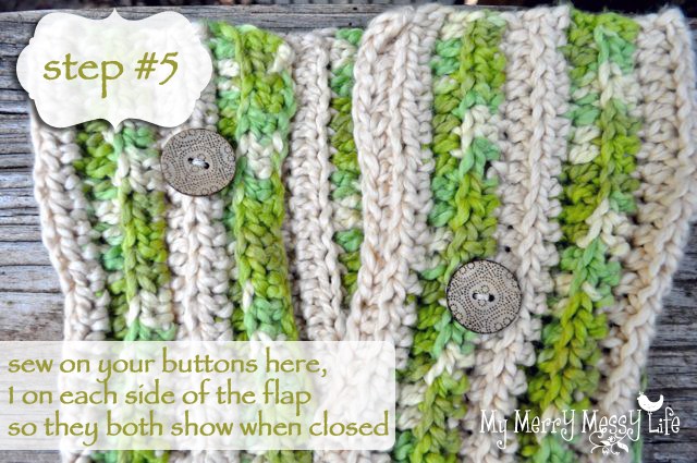 Ribbed Baby Cocoon Crochet Pattern - Step 5