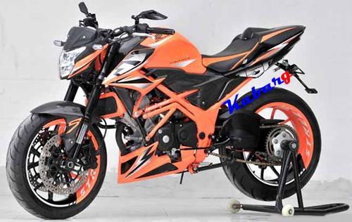 Gambar Dan Cara Modifikasi Motor Honda Cb150r Terbaru 2016