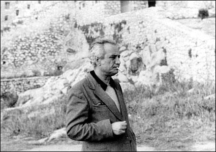 Σαν σήμερα πεθαίνει ο Ναυπλιώτης ποιητής Νίκος Καρούζος