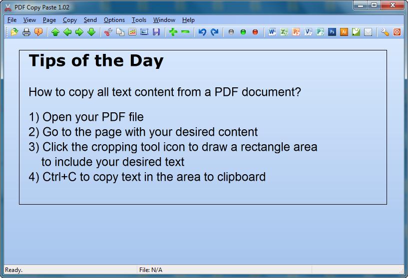 PDF Copy Paste Free