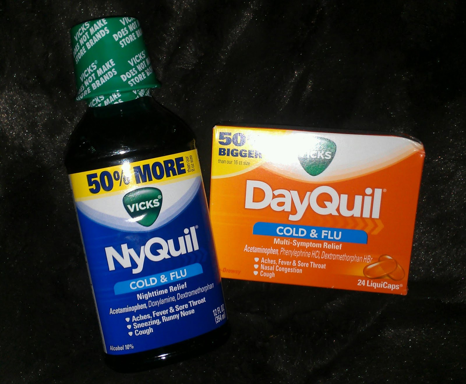 Being Frugal and Making It Work: Vicks DayQuil & NyQuil ...
