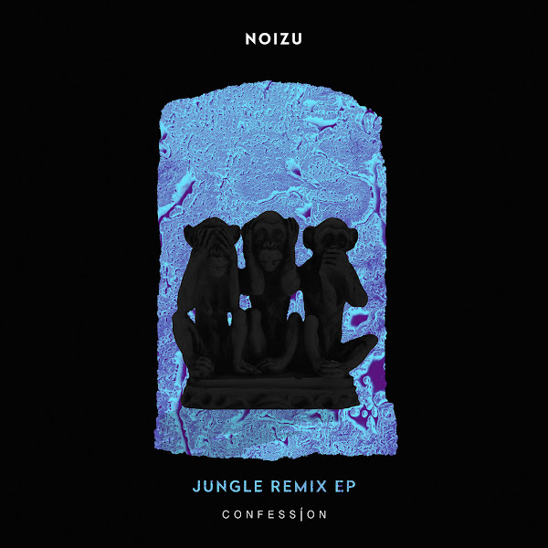 Noizu - Jungle Remix EP Cover