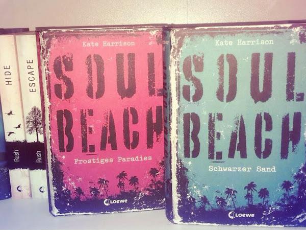 [REZENSION] Soul Beach - Schwarzer Sand