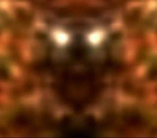 Demons caught on camera
