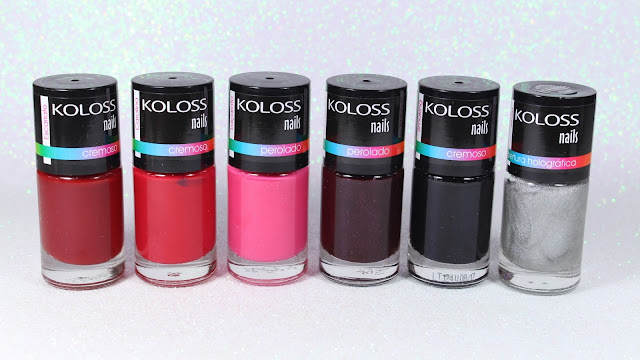 Esmaltes Koloss Nails