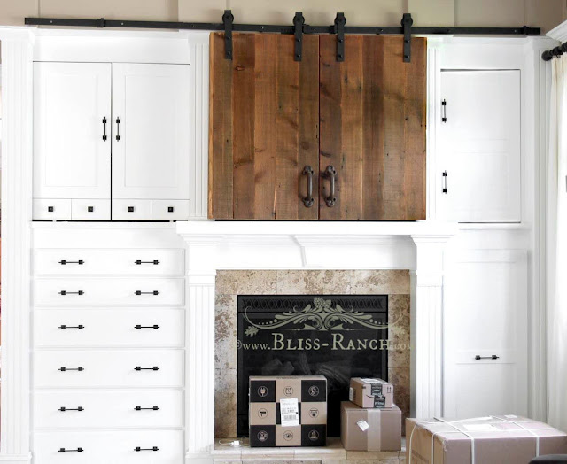 Salvaged Wood Barn Style Doors, Bliss-Ranch.com