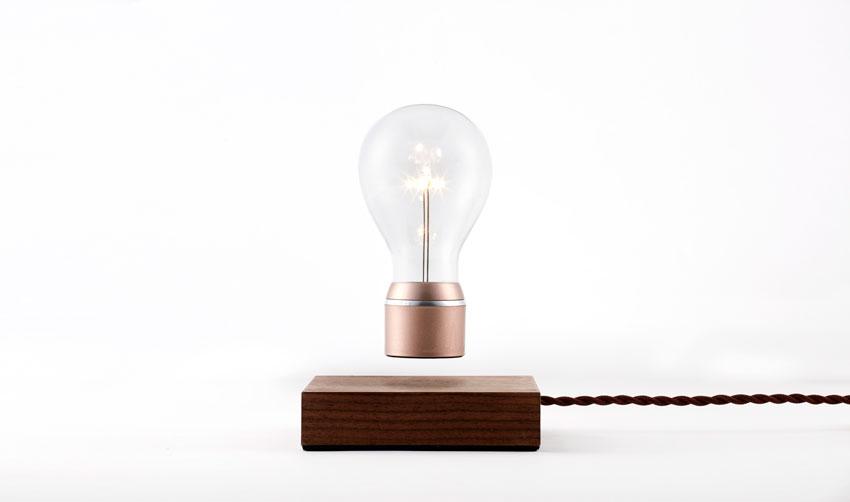 diseño lampara flyte