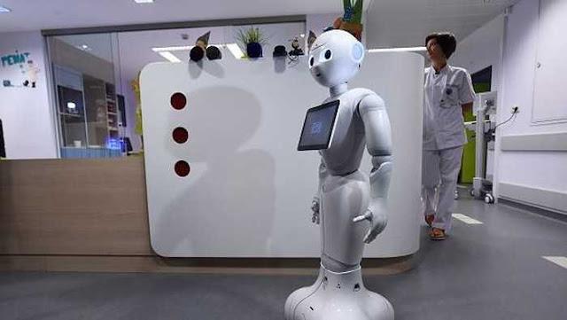 Robot AI Di Dalam Dunia Medis