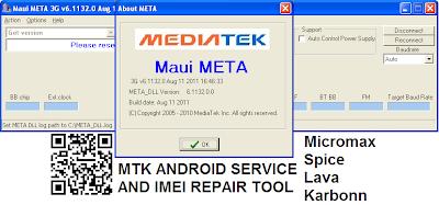 Maui meta 3G Tool