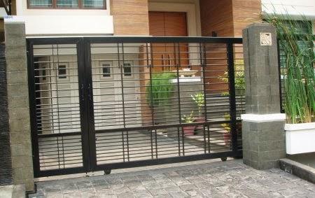 TIPS] Membuat Design Pagar Dan Gerbang Rumah Agar Lebih Aman Dari Pencuri. - Perhimpunan Penghuni Green T Residence 2