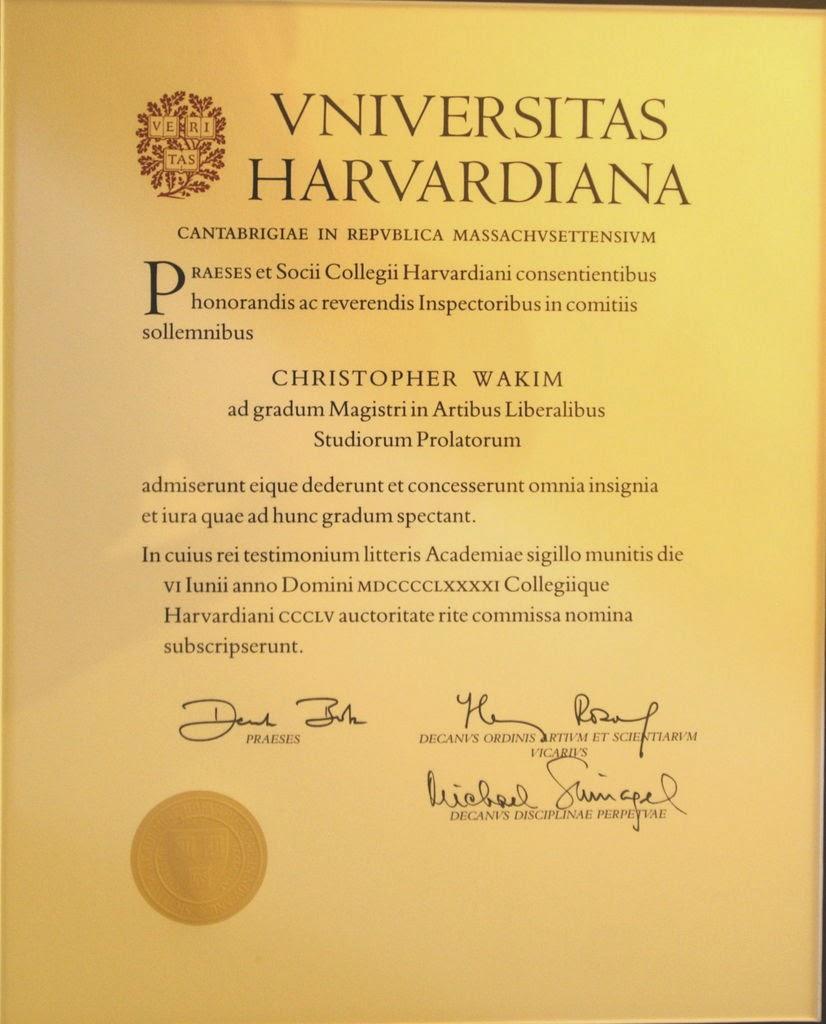 Sample Resumes Harvard Law School