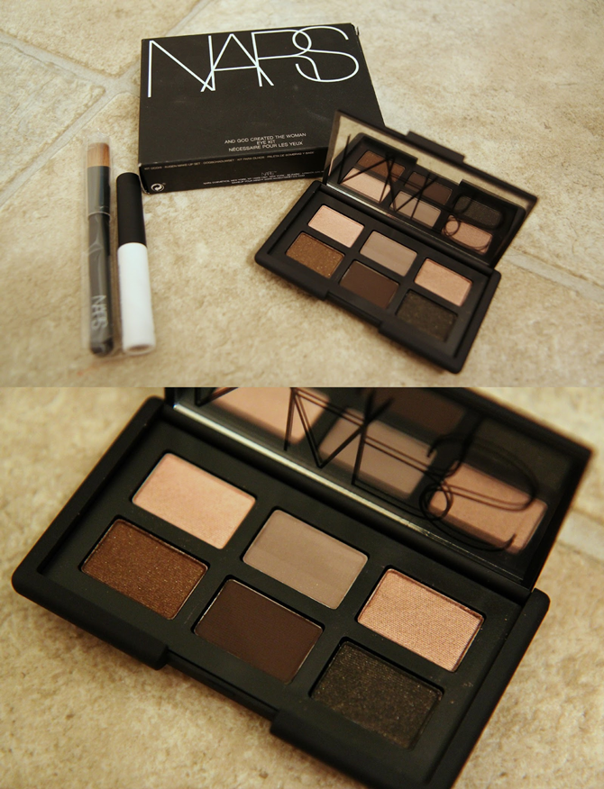 And God Created the Woman Palette 2 - NARS