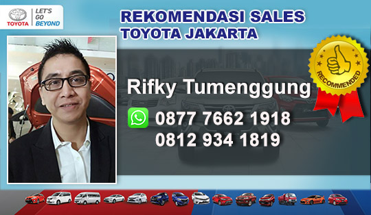 Tunas Toyota Kabayoran Lama