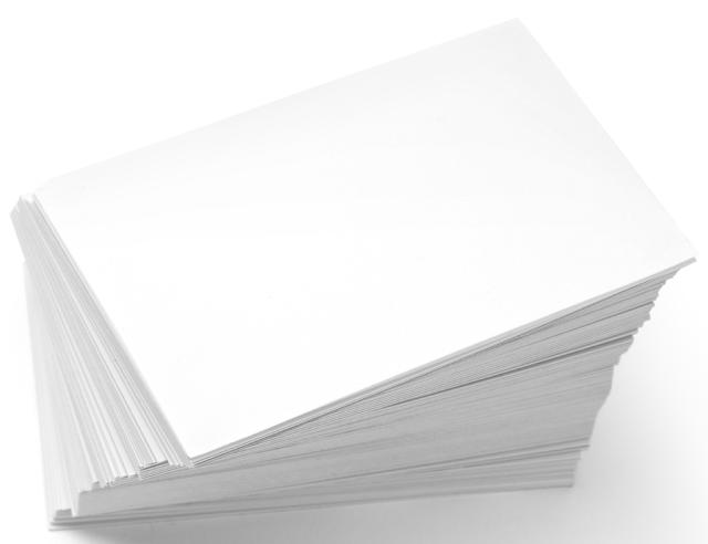 Cara Menghitung Berat Total Kertas