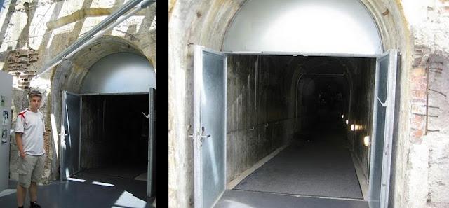 Berghof bunker