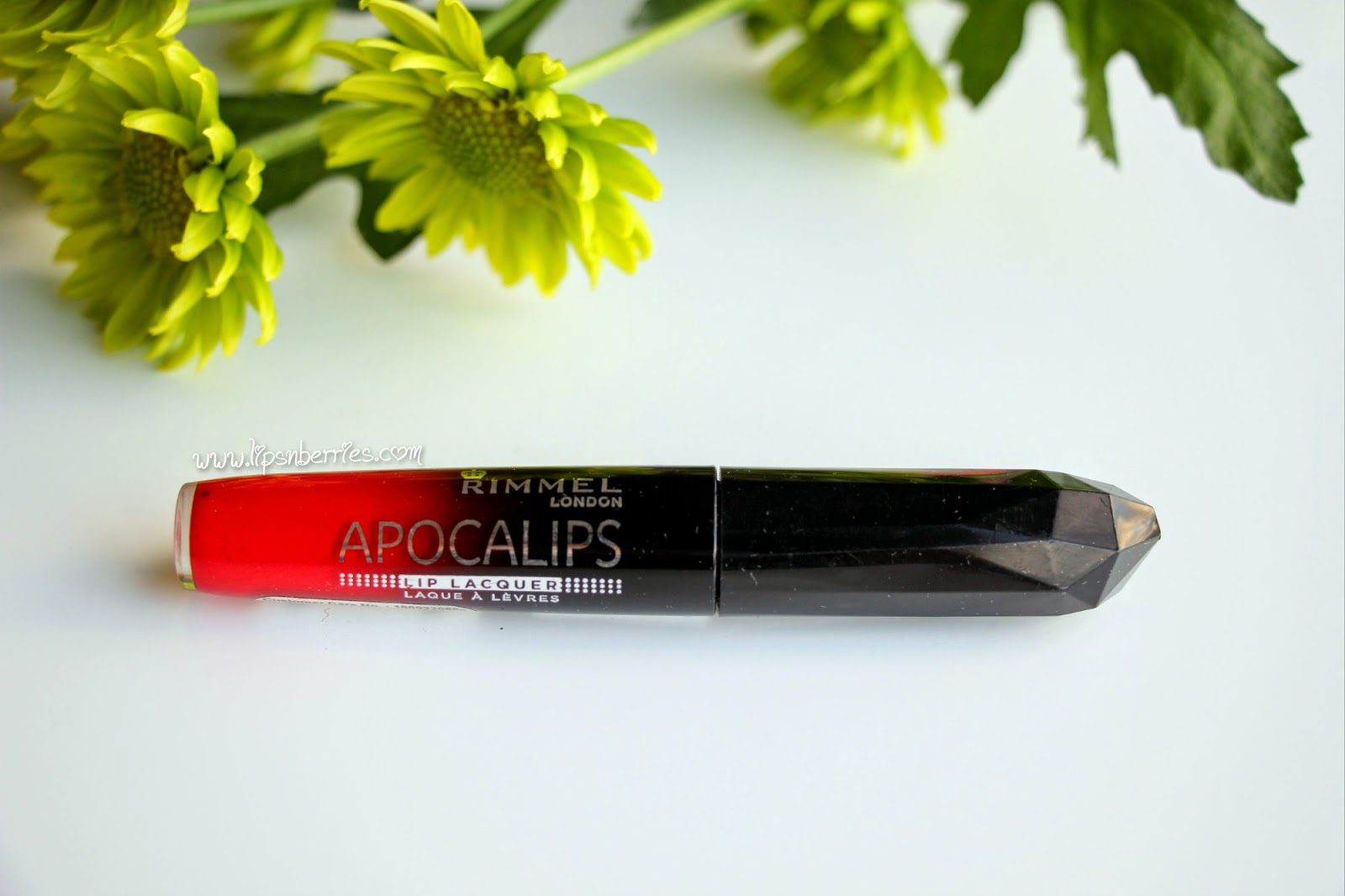 Rimmel apocalips review