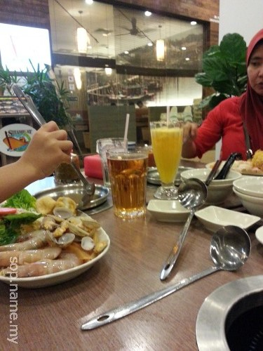 Restoran Steamboat Festival City