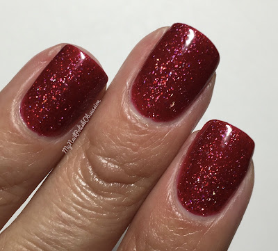 Darling Diva Polish Deadpool Collection Part 2; Even Deader - Right Up Main Street