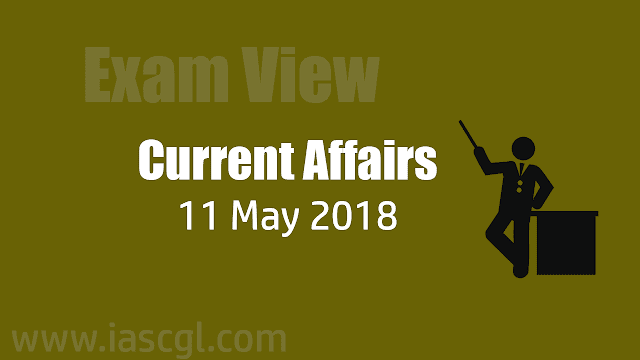 Current Affair 11 May 2018