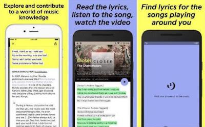 5 Aplikasi Pemutar Musik Dengan Lirik dan Terjemahan di iPhone dan iPad