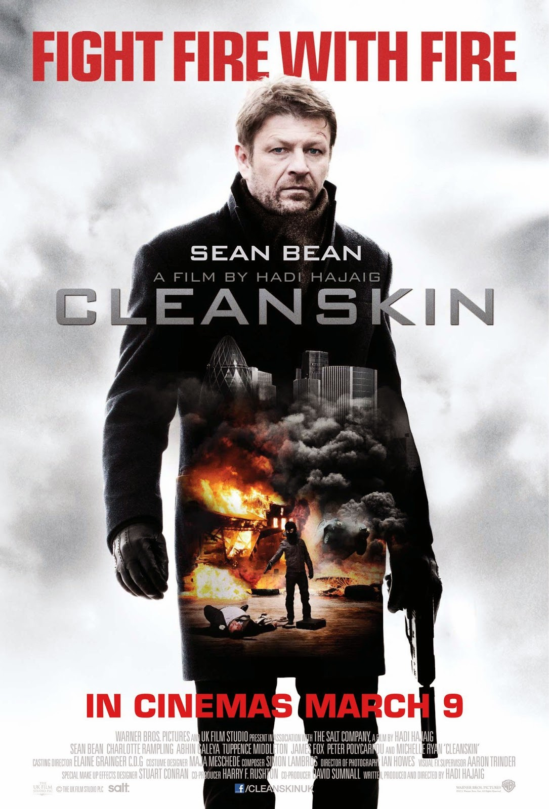 Cleanskin คนมหากาฬฝ่าวิกฤตสะท้านเมือง [HD][พากย์ไทย]