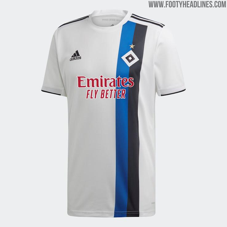 Image result for hamburg sv home shirt 19/20