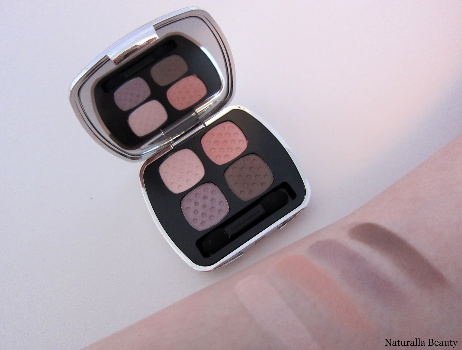 Bare Minerals Ready Eyeshadow 4 0 In The Modern Icon Naturalla Beauty