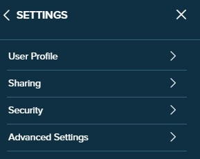 bitly settings