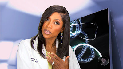 'Married to Medicine' star Jackie Walters drops PSA on the scent of a healthy vagina