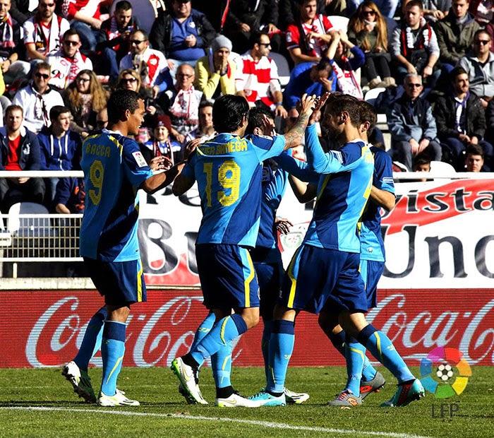 Crónica Rayo Vallecano 0 Vs Sevilla FC 1