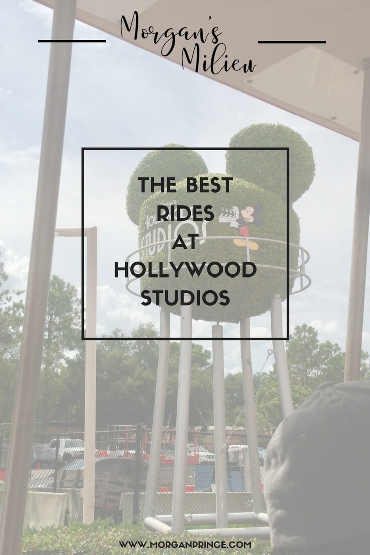 The best rides at Hollywood Studios, Walt Disney World - in the opinion of this family of four, with 3 thrill-seekers and one none-rider!