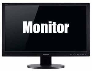 Pengertian Monitor dan Fungsinya