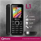 The latest mobile –Q mobile L1 with PK RS 1600 only