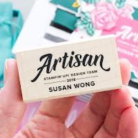 I made Artisan! - Stamping Susan Wong
