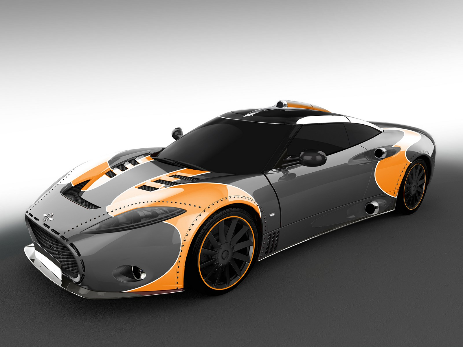 spyker to end c8 aileron production with three limited edition models carscoops. Black Bedroom Furniture Sets. Home Design Ideas