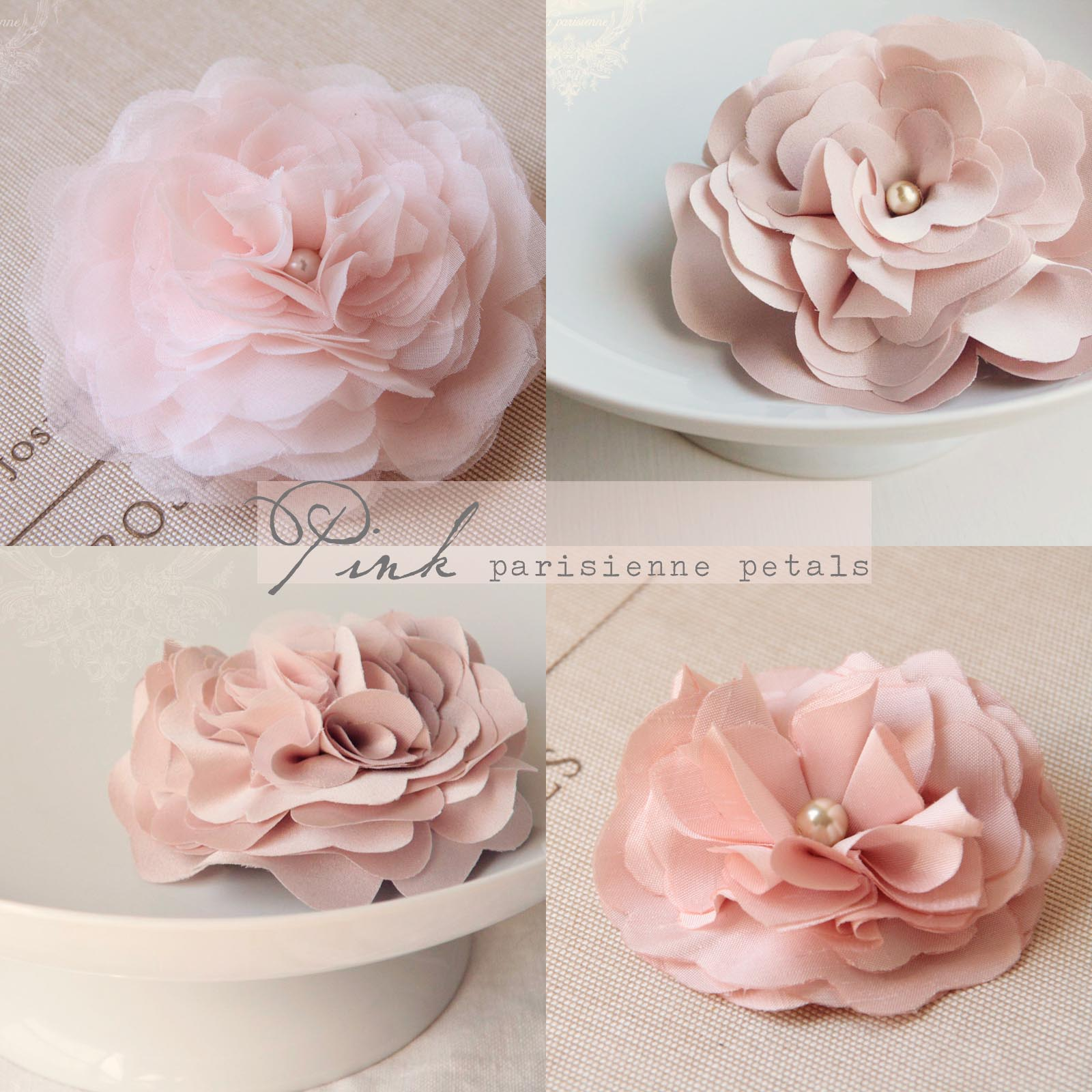 Romantique Giveaway by Color: PINK