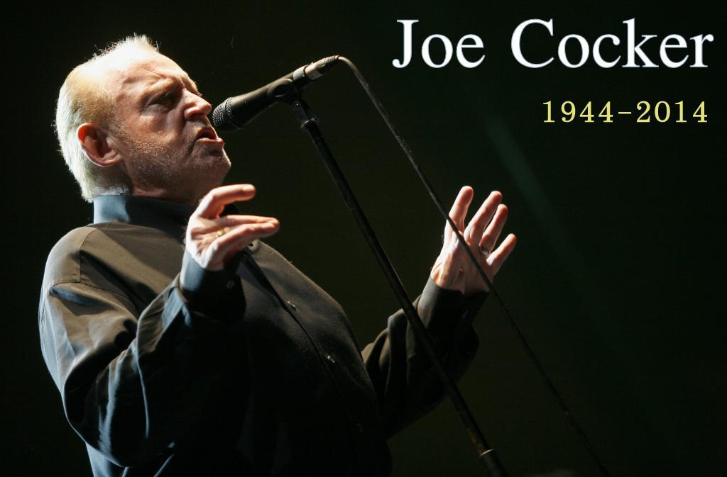 Recuerdo en memoria de Joe Cocker
