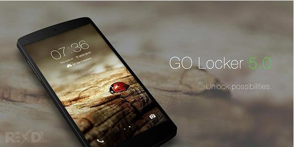 GO Locker VIP v6.02 Cracked Apk Ad-Free for Android