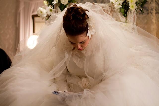 Vestido de noiva judia ortodoxa