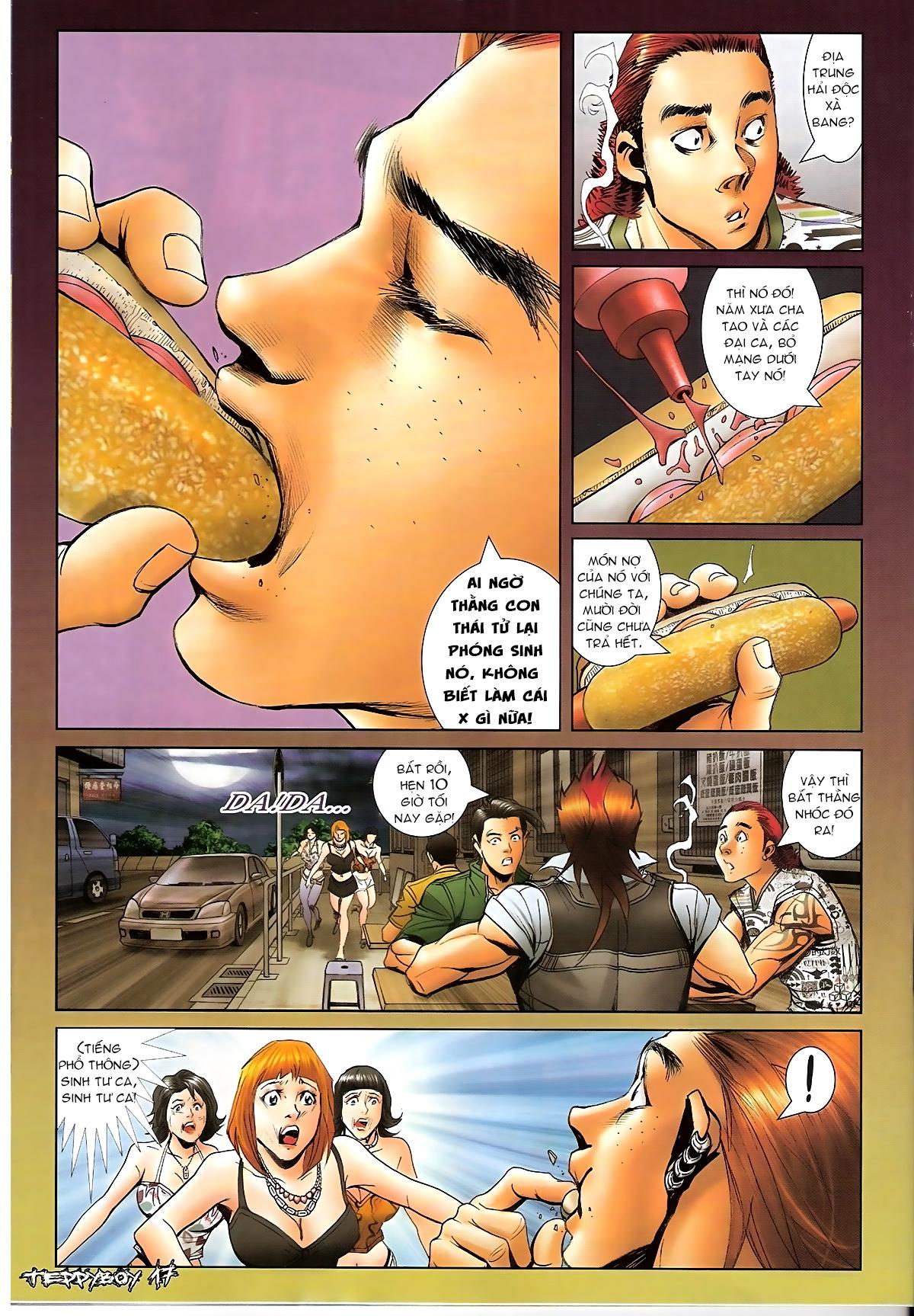 Người Trong Giang Hồ - Chapter 1319: Con trai Sinh Phiên - Pic 16