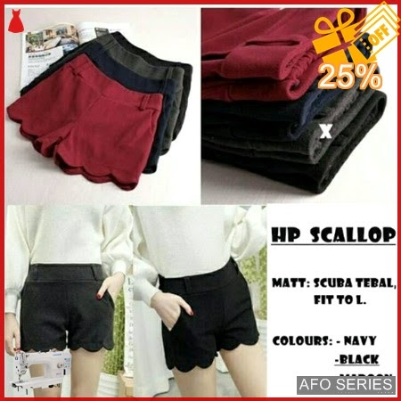 AFO051 Model Fashion HP Scallop Modis Murah BMGShop