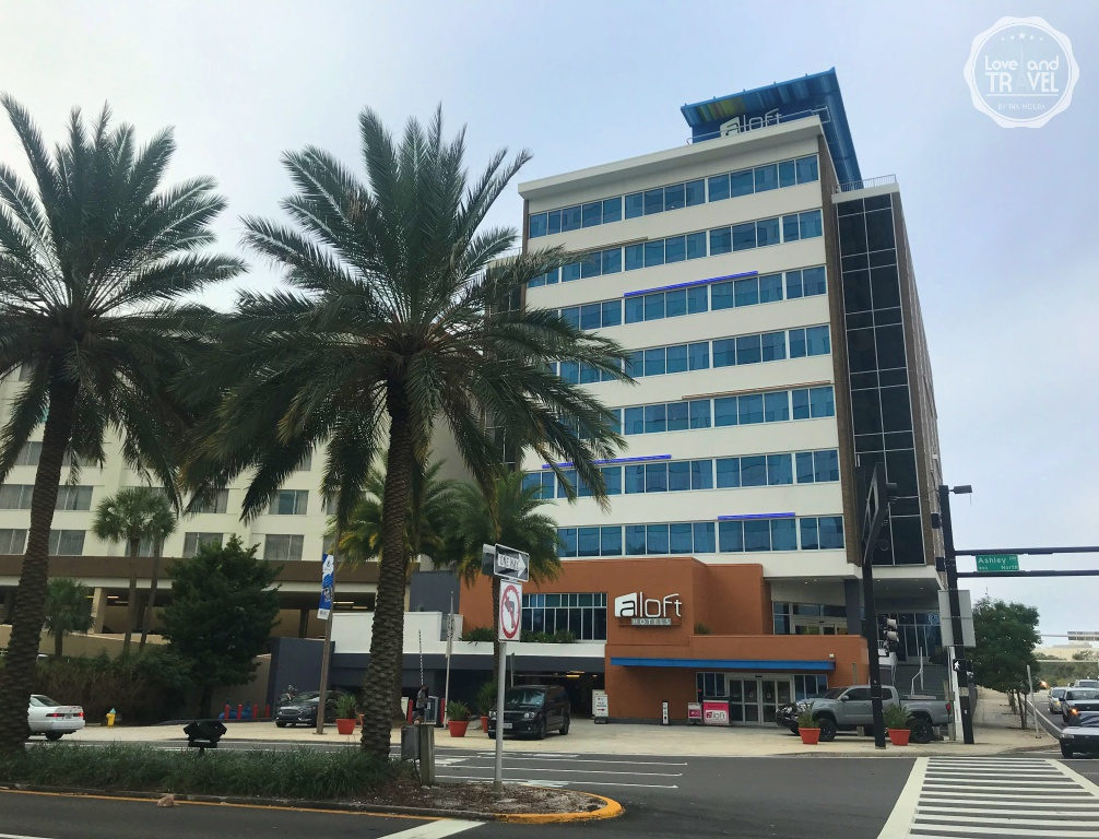 Aloft Hotel em Tampa Flórida