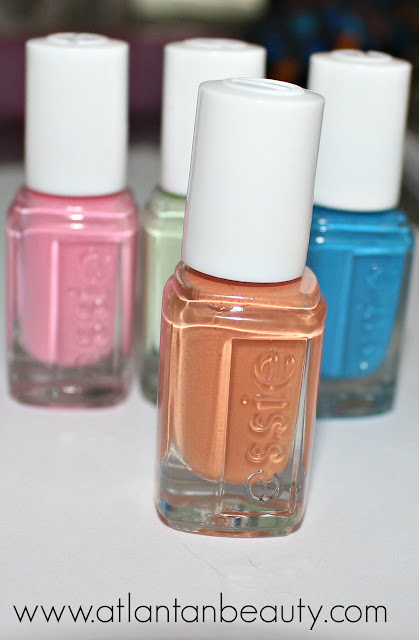 Essie Resort Collection for 2016