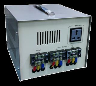 Estabilizador de voltaje servomotor para refrigeradores Perú