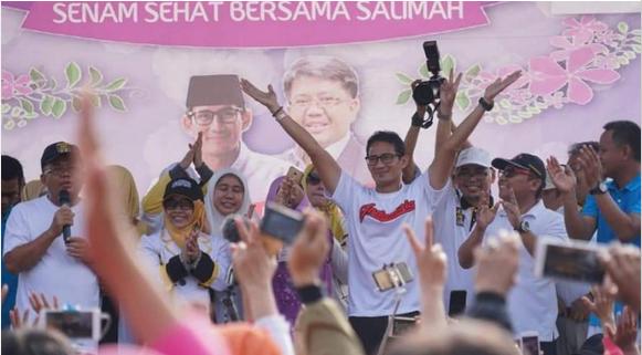 Sandiaga: Lapangan Kerja di Indonesia Masuk Kategori Pesimistis