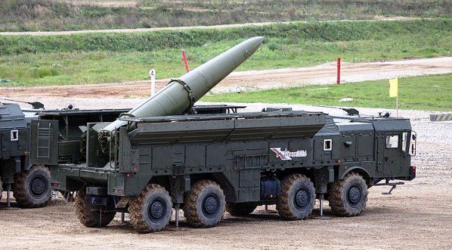 Rudal balistik Iskander-M