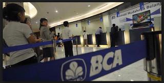 Informasi Lowongan Kerja Terbaru Bank BCA
